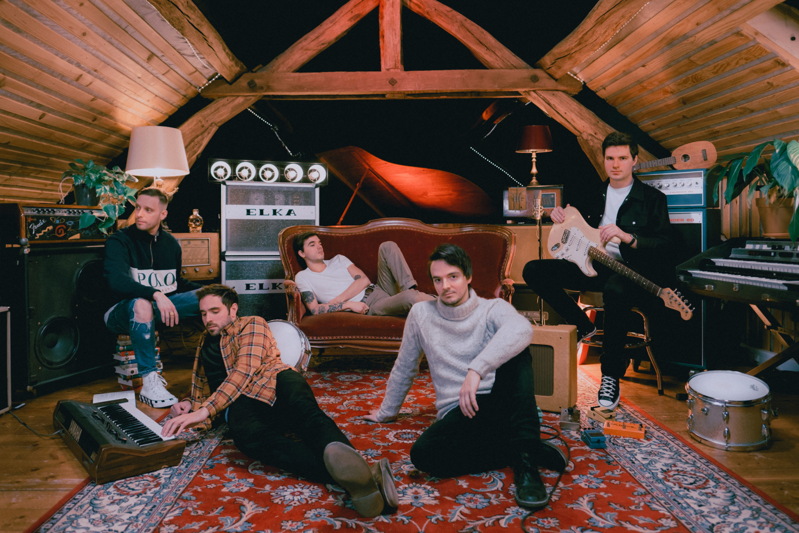 Chunk! No, Captain Chunk! – New Album 'Gone Are The Good Days' is out July 30th, 2021